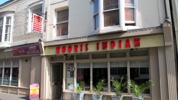 Where Virginia Woolf ate her last meal