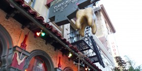 McTeague's Saloon is named after the dentist in Frank Norris' novel